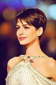 Pixie haircuts, Pixie haircuts of celebrities