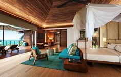 The 5 Hottest Luxury Hotel Openings of 2015 | Hotel Interior Designs