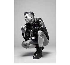 Jesse Rutherford of The Neighbourhood.