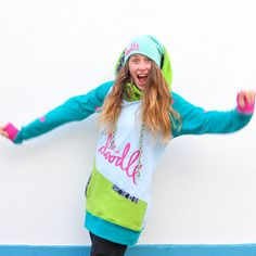 Have a great idea for your own hoodie? Pick your colors and design perfect sweatshirt specially for you