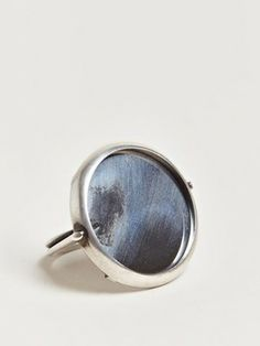 Wound Mirror Ring / Ann Demeulemeester shopstyle.co.jp