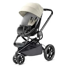 Quinny Moodd Black Frame Pushchair-Reworked Grey With its stylish design and standout looks, the Quinny Moodd makes a bold statement ? you and your child are going to be head turners in every street. Suitable from birth to 15 kg (approx. 3. 5 years) http://www.MightGet.com/march-2017-1/quinny-moodd-black-frame-pushchair-reworked-grey.asp