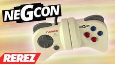 NeGcon PlayStation Controller - Rare Obscure Or Retro - Rerez