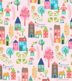 Show and Tell: Pink Neighborhood