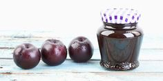 Chutney, Homemade Gifts, Diy Gifts, Jelly, Plum, Catering, Sweet Tooth, Snacks, Fruit