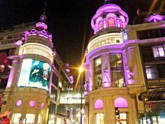 Párizsi séta: Ahol a divat születik: az Au Printemps áruház.
