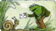 Frog and Toad.