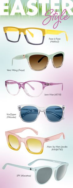 Show Your Peepers Some Easter Love: http://eyecessorizeblog.com/2015/04/show-peepers-easter-love/