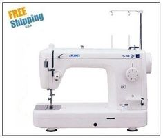 Juki TL98QE Straight Stitch Machine by Juki