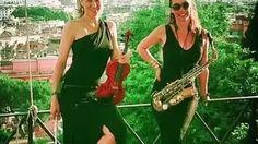elsa martignoni - YouTube  Jessica Cochis Sax   electric violin  Elsa Violin top team