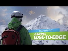 STEEP SESSIONS - Jumping Edge to Edge (Warren Smith Ski Academy) - YouTube