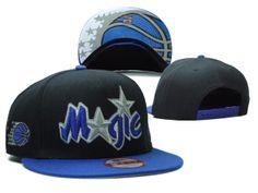 845a6d6b685b9 New Era 9Fifty NBA Snapbacks Hats Orlando Magic Black Blue 163