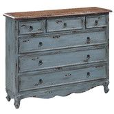 It may sound odd but shabby chic furniture is highly in demand these days. You must be thinking that how can something chic and elegant be shabby. However, that seems to be the current trend and most people are opting to go for furniture of that kind. Shabby Chic Dresser, Drawers, French Country Bedrooms, Country Decor, Furniture, Crestview Collection, Grey Cupboards, Shabby Chic Furniture, Chic Furniture