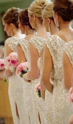 Dress idea for bridesmaids