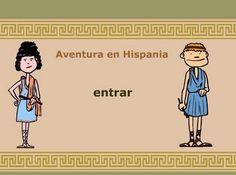 Click the clock image to play with Roman numerals 0600078dc306f8e15734abcf1e9c8d06 ACTIVIDADES SOBRE LOS NÚMEROS ROMANOS para niños de infantil