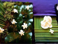 wedding flower Japanese style