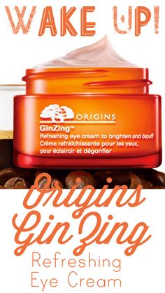 review: Origins GinZing Refreshing Eye Cream