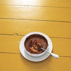 Pumpkin and Brown-Sugar Crème Brûlée