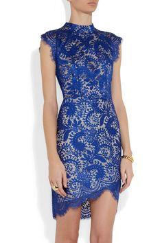 Lover Sara lace dress NET-A-PORTER.COM