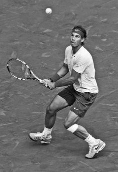 Rafael Nadal #tennis #tenis #MutuaMadridOpen @JugamosTenis