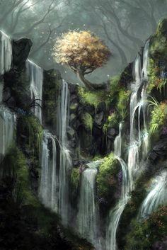 KQ: Illustrator • Concept Artist | Environmental