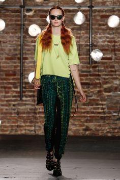 Kenneth Cole Spring 2014 Runway Show   NY Fashion Week
