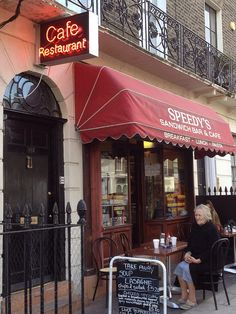 Sherlock's New Baker Street  North Gower Street, London  Barbara Ziegler **