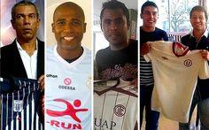 Descentralizado 2013: estos son los fichajes de los equipos peruanos