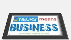 Neurs means business.  If you are in business or know someone who is, you must take a look at NEURS.  Join Neurs as a business service provider.  Are you in business to help other businesses?  Then you are a Neurs Service Provider.  Expand your client base.  Start here http://iamglobal.neurs.net