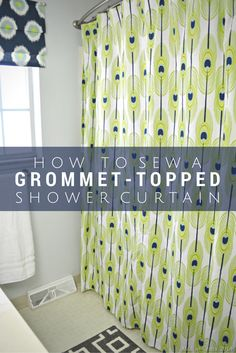 How to Sew a Grommet