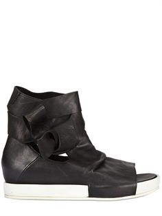 Cinzia Araia Leather Sneaker