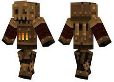 Resultado de imagem para minecraft skins robots