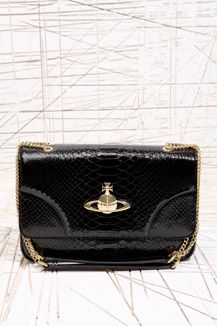 Vivienne Westwood Baguette Chain Bag @Urban Outfitters #ALLIWANT