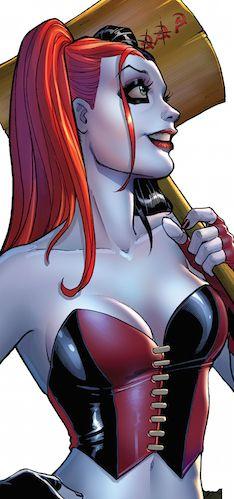 HarleyQuinn - Harley Quinn - Wikipedia, the free encyclopedia