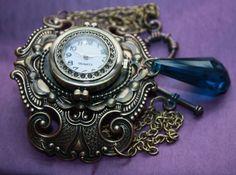 steampunk diy crafts | Winter Collection Steampunk Watches ∙ Creation by Pink Absinthe on ...