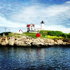 York Beach Maine lighthouse