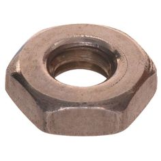 #36-32 Stainless-Steel Hex Nut (30-Pack)