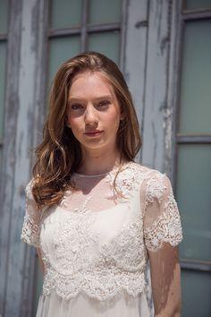 Tot-hom_Colección_Novia SS16 #tothom #altacostura #elegancia #modamujer #moda #fashion #novia #tendencia #model #modelo #boda #ceremonia #novios