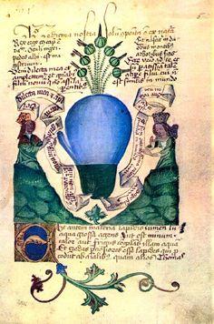 planche X du Donum Dei - exemplaire du British Museum > vers l'Atalante XXXII