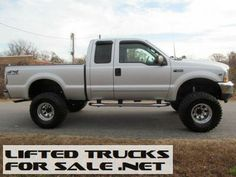 2002 Ford F-250 Super Duty XLT Lifted Truck