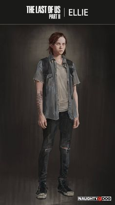 High-Res concept art of Ellie - The Last of Us Part 2 http://ift.tt/2gdkOAl