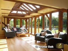 Prime Oak Buildings | Eiken bijgebouwen | Orangeries
