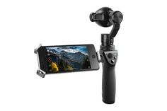 DJI's Osmo+ first handheld gimbal with integrated zoom camera. optical & digital zoom Osmo+ offers Full resolution, and up to Drones, Uav Drone, Social Photo, Handheld Camera, Accessoires Photo, Dji Osmo, Thing 1, Apps, 4k Uhd