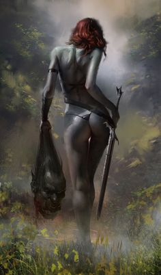 Female Dark Elf