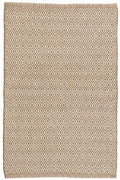 7. Crystal Brown/Ivory Indoor/Outdoor Rug, 8 x 10, 20% off