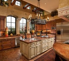 tuscan style kitchens | Tuscan Style Kitchens another portion of 8 photo gallery