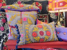 inspiring bohemian home decor | QuarDecor: Screened Porch - Moroccan / Bohemian / Fresh Hippie