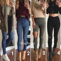 1 .2 . 3 or 4 ? 💞