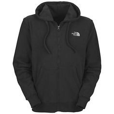 The North Face Men's Logo Full Zip Hoodie