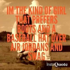 HELL YES! It was cool when I was a grown woman doesn't want her husband to dress & act like a teenage thug.just sayin Country Strong, Cute N Country, Country Boys, Country Music, Country Girl Life, Country Girl Quotes, Country Sayings, Girl Sayings, True Sayings